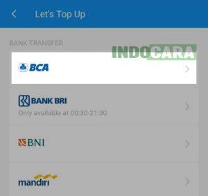 Dana - Pilih BCA