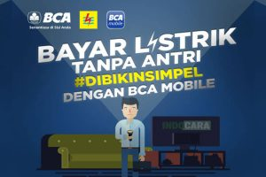 Cara Bayar Listrik Lewat M Banking BCA Mobile - Indocara