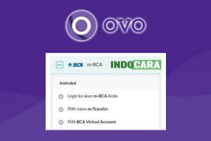 Cara Isi Saldo Ovo Lewat M Banking BCA Mobile - IndoCara