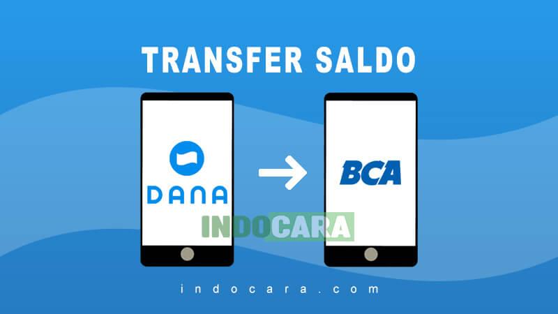 Cara Transfer Dana Ke BCA Dan Berapa Biaya Transfer - indocara