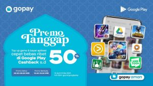 Promo Gopay Mobile Legends Cashback hingga Rp50000 - IndoCara