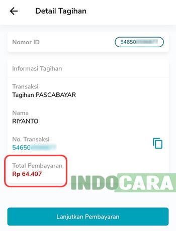 2 PLN Mobile - Token & Tagihan - Cek Tagihan Listrik Pascabayar